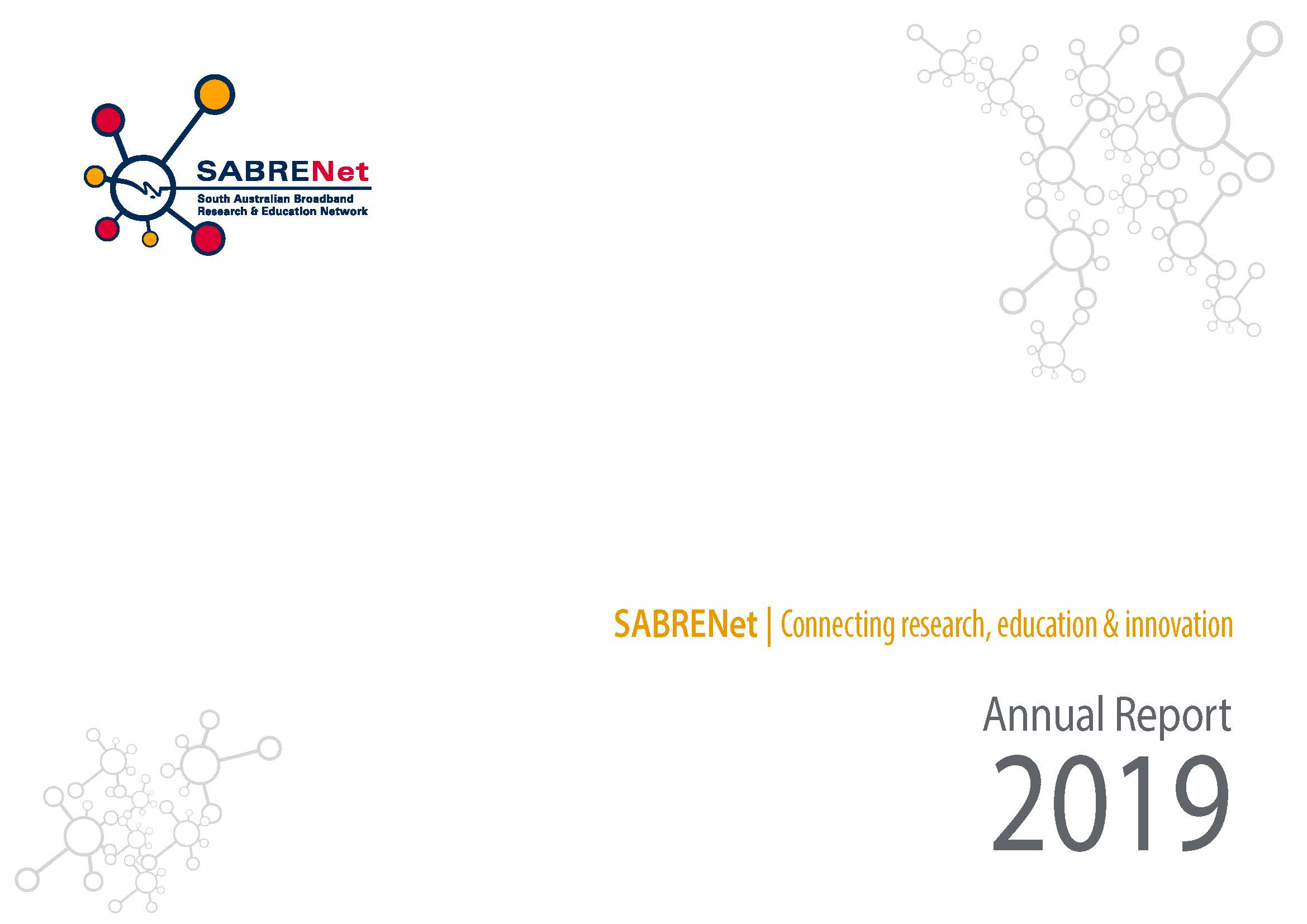 SABRENet 2019FY Annual Report now available!